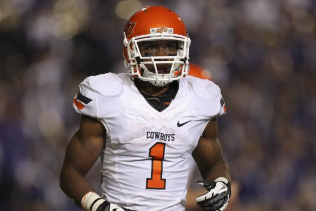 Oklahoma State Football: How Cowboys Can Replace Joseph Randle