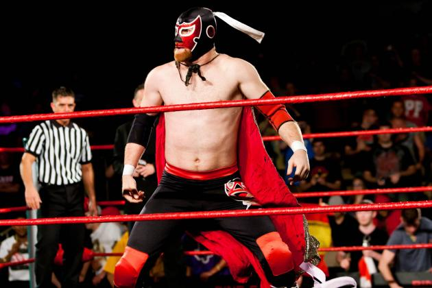 WWE Has Signed El Generico to a Developmental Deal