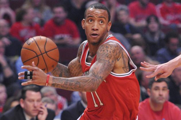 Good News for Bucks, Monta Ellis Probable for Friday