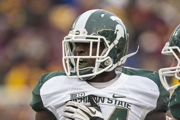 Michigan State Linebacker Taiwan Jones Undergoes Offseason Surgery