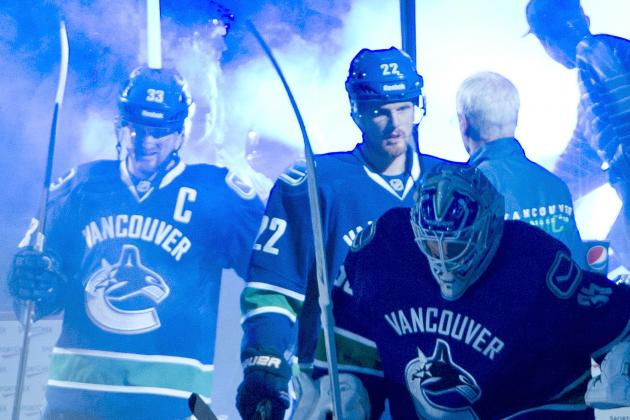 Canucks Will Try to Hit the Ice Running for 48-Game Sprint Season