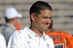 New Virginia Football Assistant Jeff Banks Leaving for Texas a After Nine Days