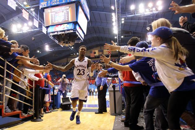 Ben McLemore Becomes Clutch for Kansas