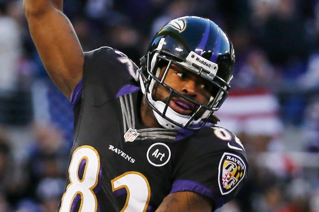 Torrey Smith Lands on Injury Report with Back Problem