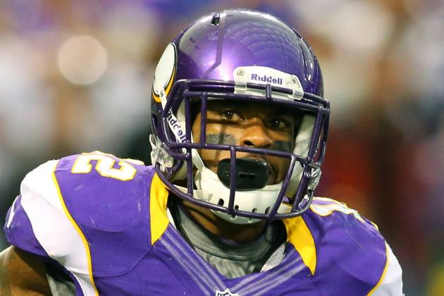 Rick Spielman: No Issues with Percy Harvin