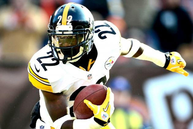 Pittsburgh Steelers Cut RB Chris Rainey After Domestic Abuse Arrest