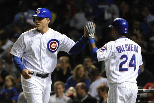 Cubs Avoid Arbitration with INF Valbuena