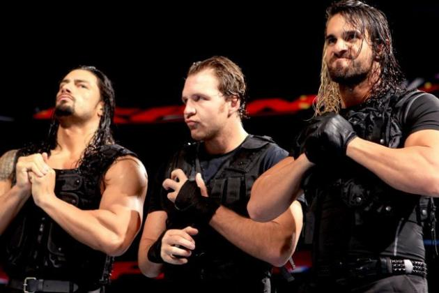 Ryback vs. the Shield: The Blueprint for WWE to Maximize the Feud