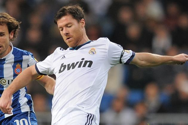 Xabi Alonso Doubtful for Osasuna Clash