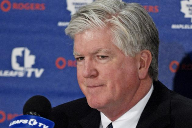 Brian Burke's Most Memorable Sound Bites in Toronto (video)