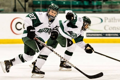 Freshman Ailish Forfar Logs Second Game Winner of Season in Win for Big Green