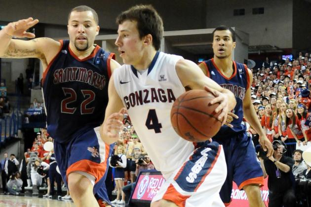 Why Gonzaga vs. St. Mary's Is the West Coast's Best Rivalry in NCAA Basketball