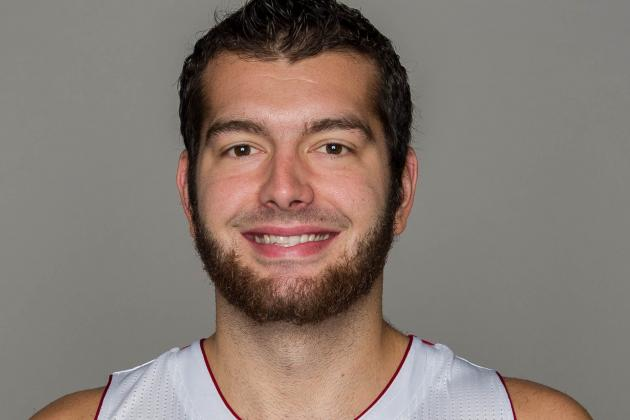 Miami Heat Bring Josh Harrellson Back
