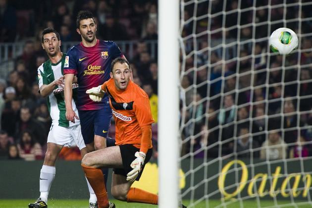 Barcelona Cruise Past Cordoba in Copa Del Rey