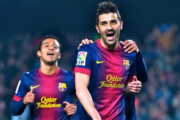 Barcelona vs. Cordoba: Score, Highlights and Grades