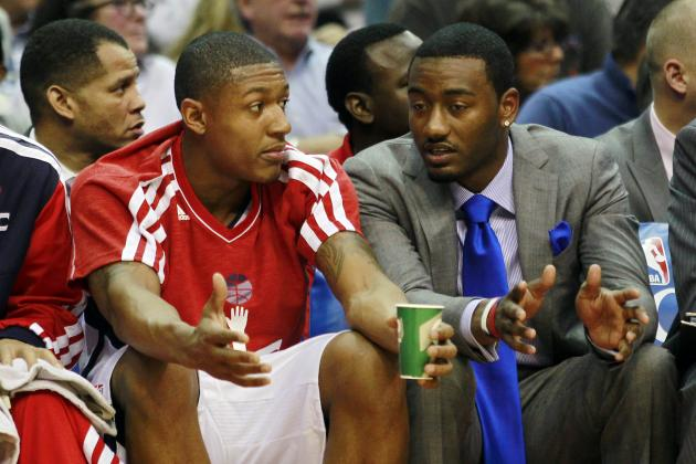 John Wall's Return Will Make Bradley Beal Rookie of the Year Favorite
