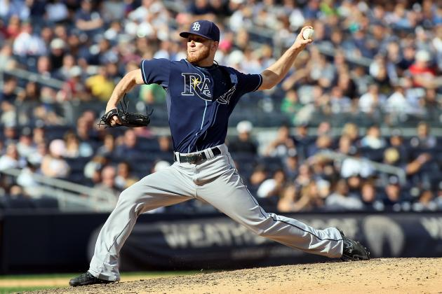 Reliever JP Howell and Los Angeles Dodgers Finalize 1-Year Contract