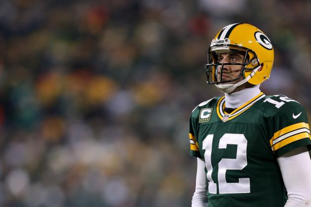 Packers vs. 49ers: Aaron Rodgers Will Struggle vs. San Francisco Defense