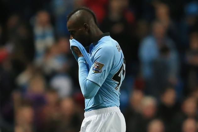 Mario Balotellis Agent Slams Silvio Berlusconi over Critism of City Striker