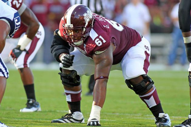 All-American Gabe Jackson to Return for Senior Season