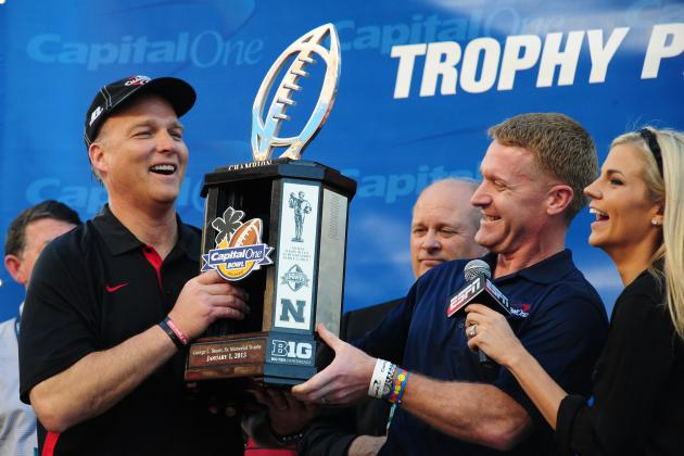Georgia Football: How Mark Richt Permanently Removed Himself from the Hot Seat