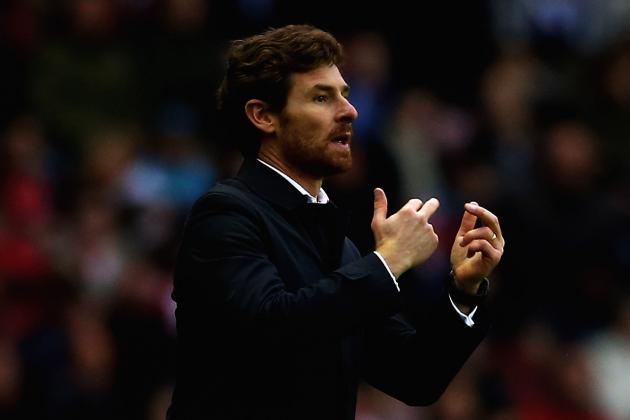 Andre Villas-Boas Hits Back at Harry Redknapps Dope Comments