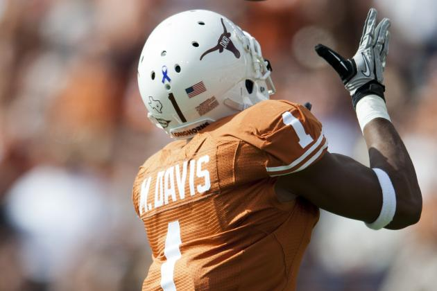 Longhorns' Davis Undecided About Going Pro