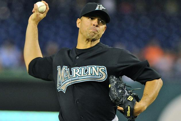 How Signing Javier Vazquez Would Impact the Washington Nationals in 2013