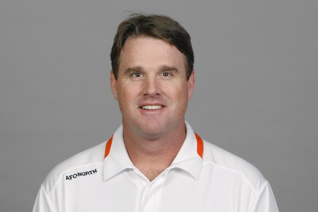 Bengals' Jay Gruden Interviews for Cardinals Job
