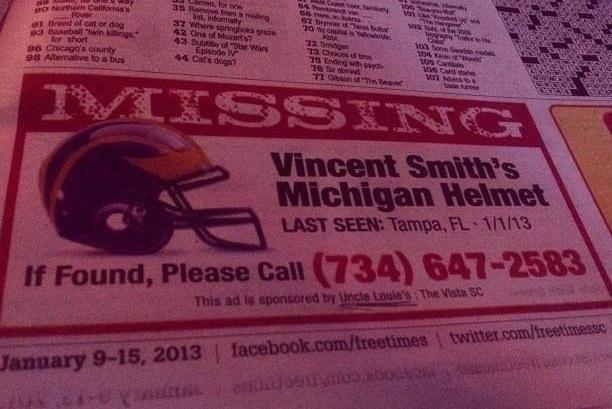 South Carolina Newspaper Trolls Jadeveon Clowney Victim Vincent Smith