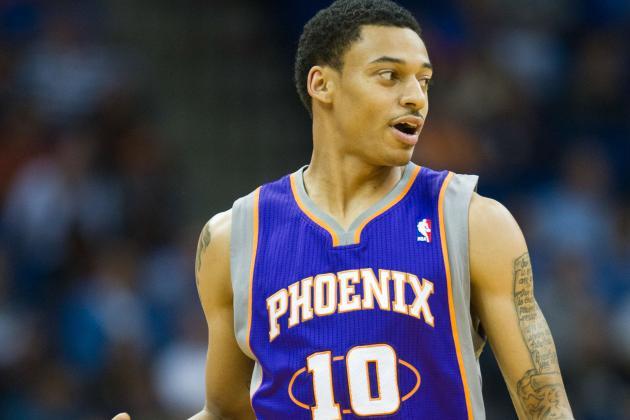 Suns Assign Diante Garrett to Bakersfield