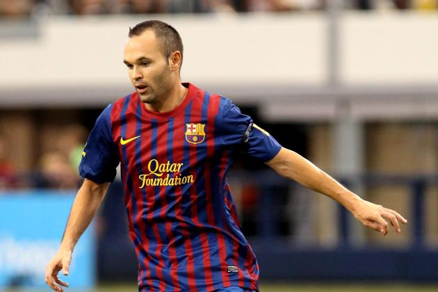 Match Analysis: Barcelona 5-0 Cordoba (Barcelona win 7-0 on aggregate)