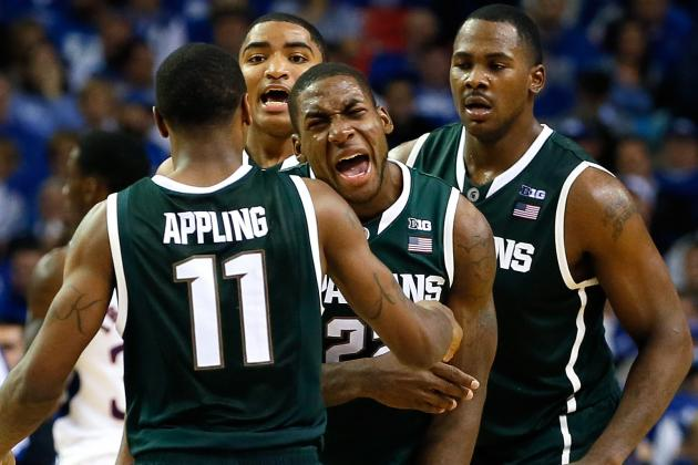 ESPN Gamecast: Michigan State vs. Iowa