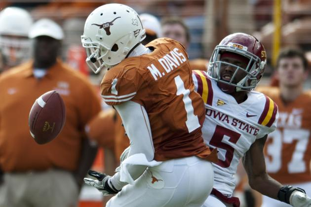 Report: After Confusing Day, Davis Says He'll Return to UT