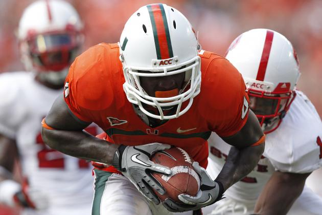 WR Phillip Dorsett Joins Miami Indoor Track Team