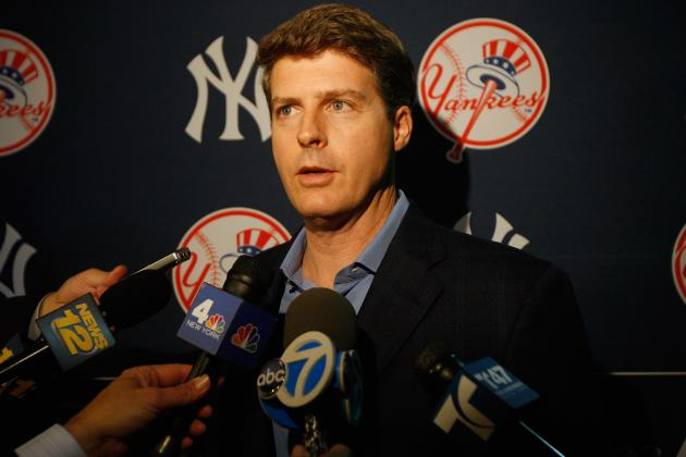 Hal Steinbrenner Speaks, and You're Not Going to Like What He Has to Say
