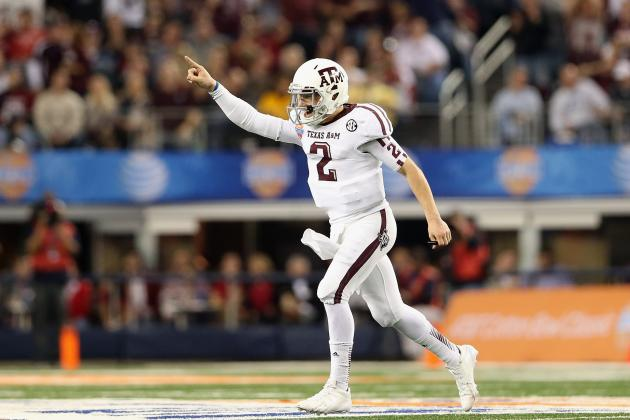 Video: Every Johnny Football Touchdown in Eight Minutes | Kegs 'n Eggs Blog