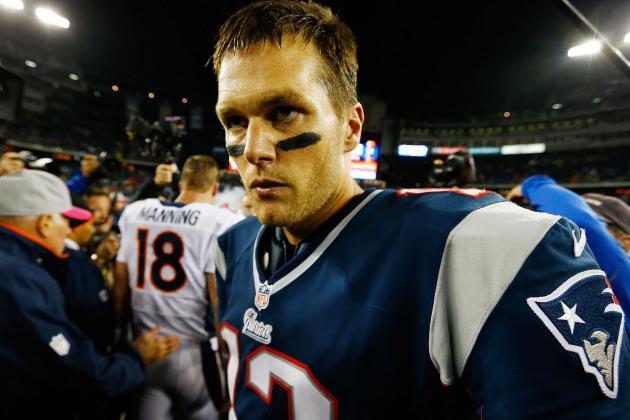 NFL Playoff Picks: Broncos and Patriots on Crash Course for AFC Title Showdown
