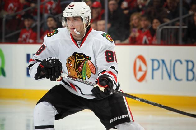 Hawks' Kane Optimistic After European Stint