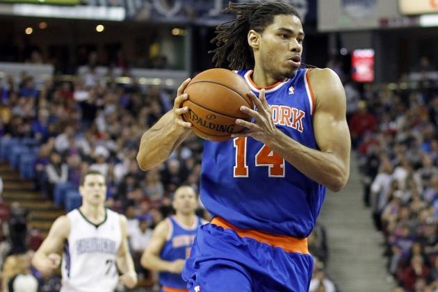 Chris Copeland Will Start in Place of Suspended Melo