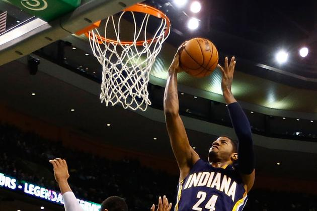 New York Knicks vs. Indiana Pacers: Live Score, Results and Game Highlights