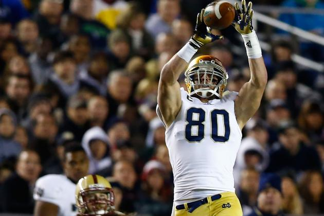 NFL Draft 2013: Best Offensive Weapons Available in the First Round