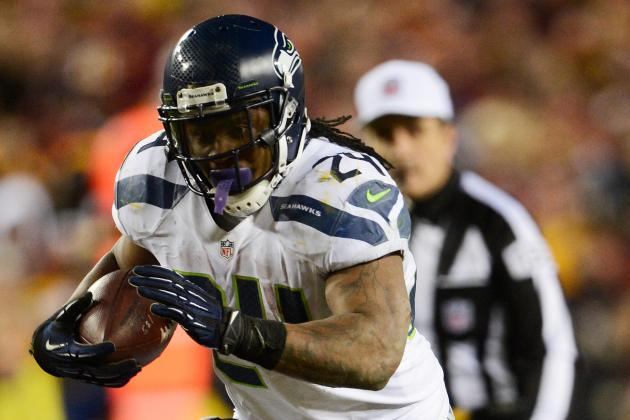 RB Marshawn Lynch Sits out Practice Again