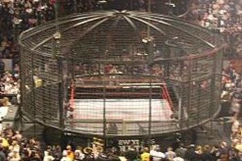 Is Elimination Chamber Being Heard over the Royal Rumble-WrestleMania Noise?