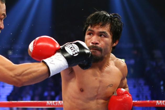 Pacquiao's April 20th Tune-Up Fight Won't Be in Las Vegas