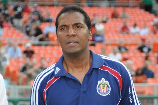 Llamosa Fired by Chivas USA