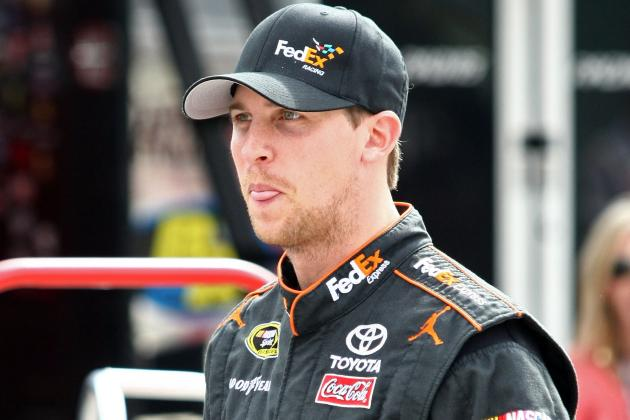 Hamlin Leaves Daytona Test to Be Home for Birth of His Daughter