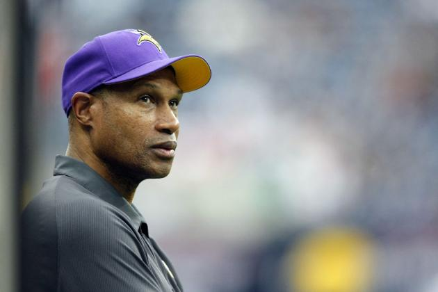 Report: Leslie Frazier's Assistant, Cam Turner, Leaving Vikings