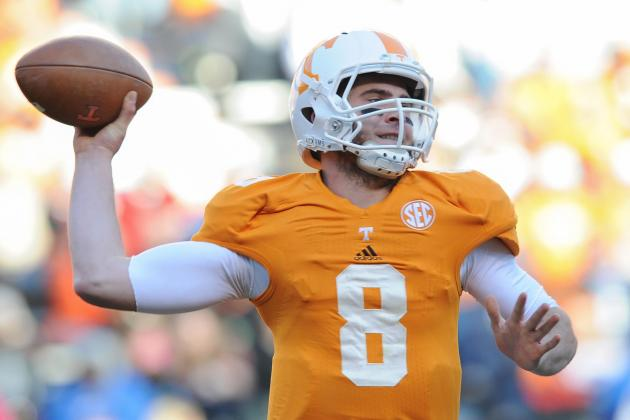 Tyler Bray Has All the Right Tools, but Will He Succeed in the NFL?