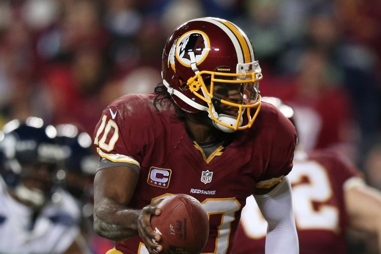 Dr. James Andrews: RG3 Already Looking to Start Rehab